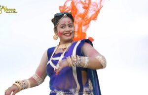 Holi Mahi Ude Gulal Mumtaj Aartiya