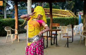 Pili Lugadi Tharo Rakesh Marwari